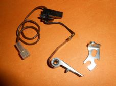 CITROEN VISA SUPER 1124cc(1978-80)VISA SUPER X 1219cc(81-83)CONTACT SET -23090